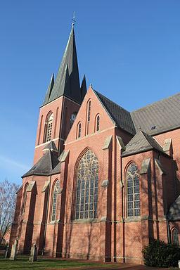 St. Georg Kirche zu Strücklingen