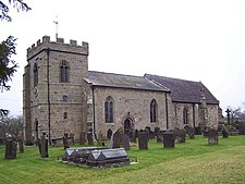 St. John The Baptist, Stowe By Chartley - geograph.org.uk - 1097167.jpg