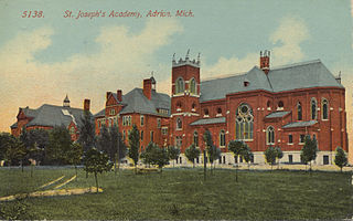 St. Joseph Academy (Adrian, Michigan)