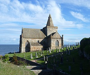 St Monans - Image: St. Monans Parish Church, Fife