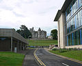 St Andrews - new and ancient buildings.JPG
