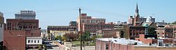 Downtown St. Joseph in 2006