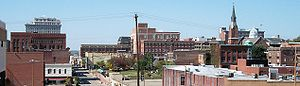 St. Joseph, Missouri - Downtown St. Joseph in 2006