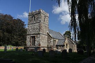 Winterborne Zelston - Image: St Mary's Church, Winterborne Zelston, Dorset