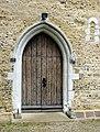 St Mary, Stanstead St Margaret, Herts - Doorway - geograph.org.uk - 364582.jpg