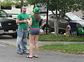 St Pats Parade Day Metairie 2012 Parade A6.JPG