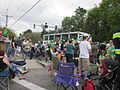 St Pats Parade Day Metairie 2012 Parade D2.JPG
