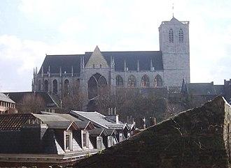 Prince-Bishopric of Liège - Image: St martin 01