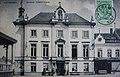 Stadhuis, Markt, Zottegem (historische prentbriefkaart) 07.jpg