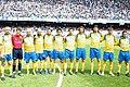 Stadio San Paolo 30 aprile 2006 Napoli - Frosinone 1-1 formazione Frosinone.jpg