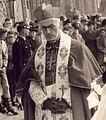 Stadtarchiv Kerpen - BA 05801 - Kardinal Joseph Frings auf der Kölner Straße 1959-(Ausschnitt).jpg