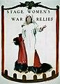 Stage women's war relief LCCN2002712085.jpg