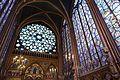 Stained Glass @ Chapelle Haute @ Sainte-Chapelle @ Paris (30062989345).jpg