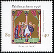 Stamp Germany 1996 Briefmarke Weihnachten I.jpg