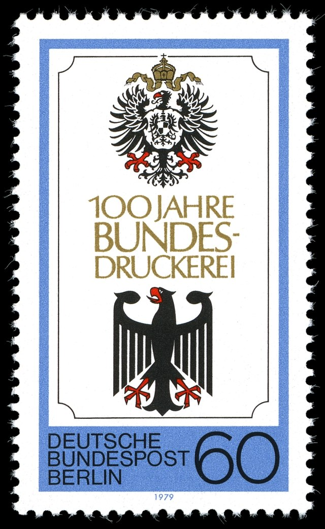 Briefmarken Jahrgang 1979 Der Deutschen Bundespost Berlin Wikiwand
