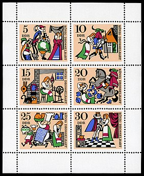 Stamps of Germany (DDR) 1967, MiNr Kleinbogen 1323-1328.jpg