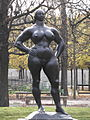 Standing Woman in the Jardin des Tuileries 02.jpg