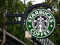 Starbucks Coffee Mannheim August 2012.JPG