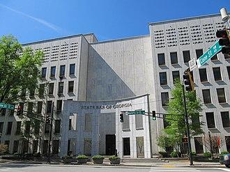 State Bar of Georgia - Image: State Bar of Georgia HQ