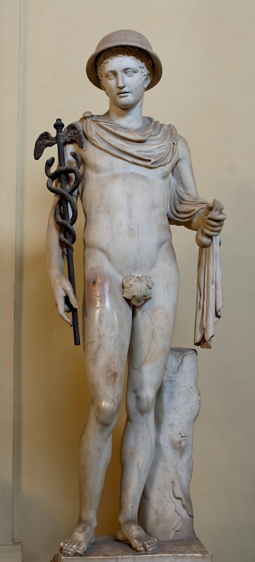 Statue Hermes Chiaramonti