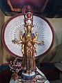 Statue in Tsemo temple, Leh.jpg