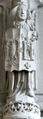 StatuetteWithShield SpekeImpalingSomester SpekeChantry ExeterCathedral.PNG