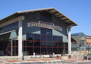 River Market, Kansas City - Steamboat Arabia Museum.