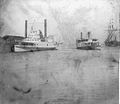 Steamer Washoe and Oakland ferry.jpg