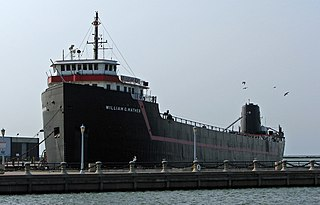 Steamship William G. Mather Maritime Museum Museum ship in Cleveland, Ohio
