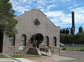 Steelworks Museum - Museum building