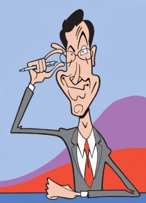"""I created this cartoon illustration in c..."