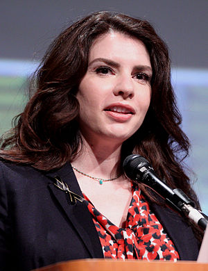 Stephenie Meyer - Meyer at the 2012 Comic-Con in San Diego