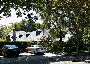 Steve Jobs - Steve Jobs's house in Palo Alto