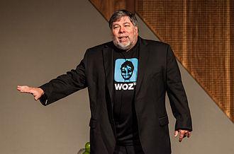 Steve Wozniak - Wozniak at Melbourne Convention and Exhibition Centre, Australia, 2012
