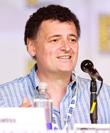 2013 San Diego Comic-Con International'da Moffat