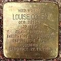 Stolperstein Kleve Pannofenstraße 12 Louise Cohen.jpg
