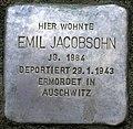 Stolperstein Otto-Braun-Str 76 (Mitte) Emil Jacobsohn.jpg