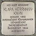 Stolperstein für Klara Herrmann-Kahn (Remich).jpg