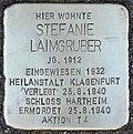 Stolperstein für Stefanie Laimgruber.JPG