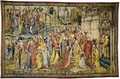 Story of David tapestry David Sees Bathsheba Washing.png