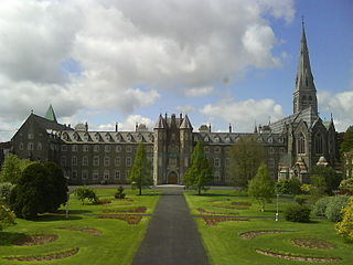 Maynooth University University in Ireland, part of the National University of Ireland