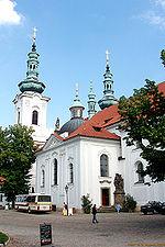 Strahov-monestry abbeychurch.jpg