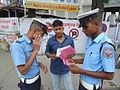 Street Awareness Campaign of Youth For Blood.JPG