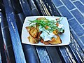 Street taters, twice fried Kennebec potatoes, habanero chile, smoked salmon, creme fraiche, chives - 16099815014.jpg