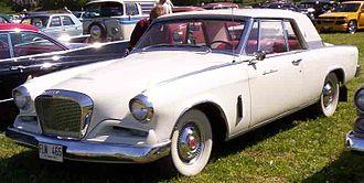 Studebaker Gran Turismo Hawk - 1962 Gran Turismo Hawk