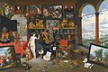 Studio of Jan Brueghel the Younger - Kunstkamer with Venus.jpg