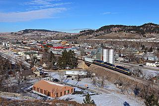 City in South Dakota, United States