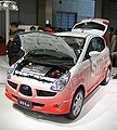 Subaru R1e TEPCO modified in Tokyo Motor Show 2007.jpg