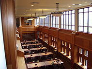 Library Study Rooms - Suffolk University