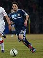 Suisse vs Argentine - Granit Xhaka & Lionel Messi crop.jpg